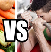 Train More or Eat Less... Diet Vs Exercise, which works best?