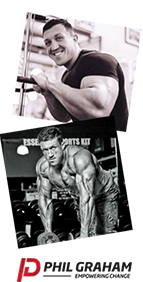 Phil Graham muscle