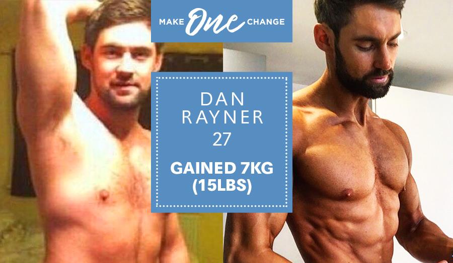 Dan Rayner