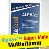 Alpha+™ Super Male Multivitamin