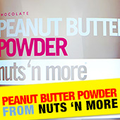 NEW Nuts 'n More Powdered Peanut Butter!