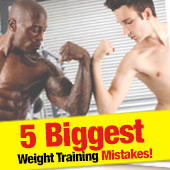 The 5 Biggest Weight Training Mistakes YOU'RE Making - by Phil Graham