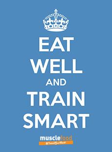 Eat Well Train Hard