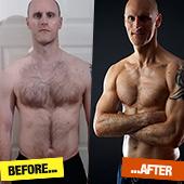 Paul Swainson transformation story