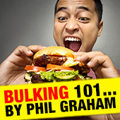 Bulking 101 - Make the most of your off season with these top tips from Bodybuilding camp Phil Graham!