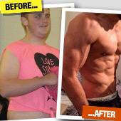 Duncan Transformation Story