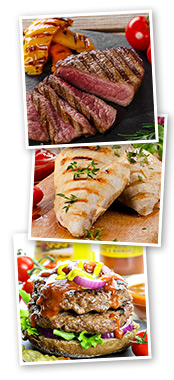 Muscle Food Meat Selection