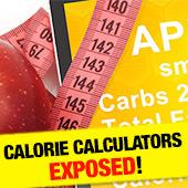 Calorie Calculators Exposed