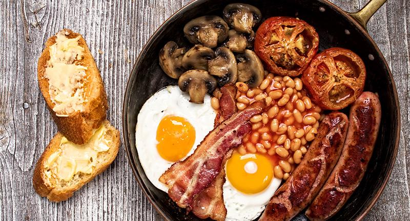 Fry up Breakfast
