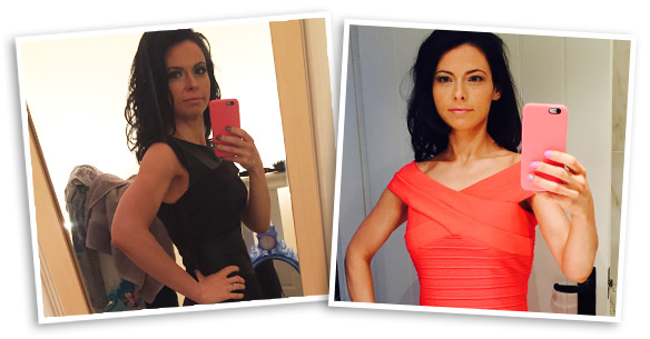 Donna Docherty After Transformation