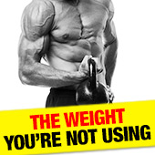 The Weight You're Not Using