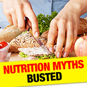 nutritions myth busted