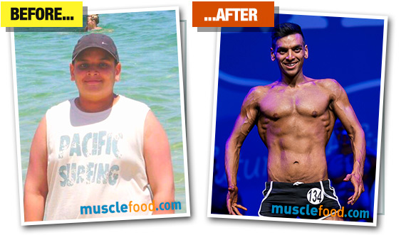Neil Chauhan - Before & After
