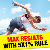 Max Results with 5x1% Rule