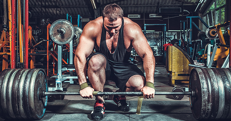 4 Secrets to real strength