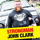 Strongman John Clark