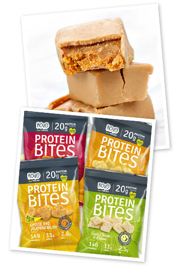 Clair and adams muscle food favourites