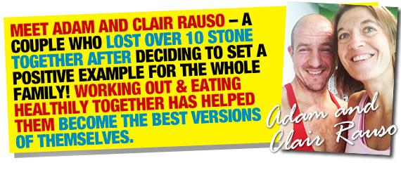 Adam and Clair Rauso