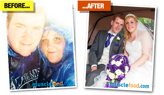 Lee & Vicky - Before & After