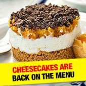 Jaffacake Cheesecake