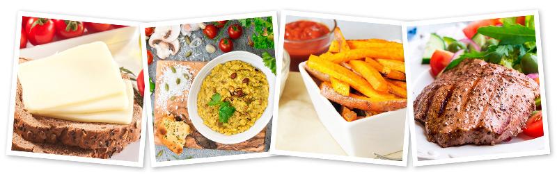 sammis muscle food favourites