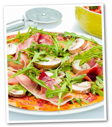 Muscle Food Protein Pizza