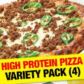 Pizzas - 4