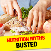 Nutrition Myths Busted