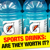 Sports Drinks Are They Worth it?