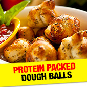 Protein Packed Dough Balls