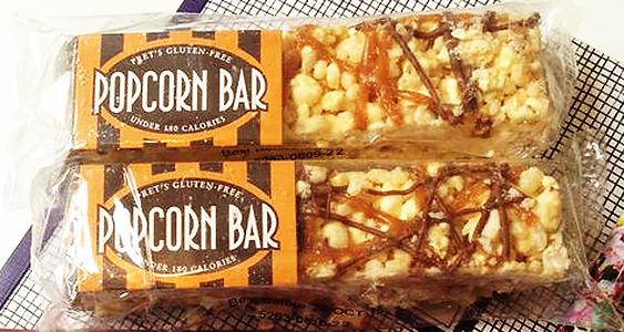 Pret Popcorn Bar