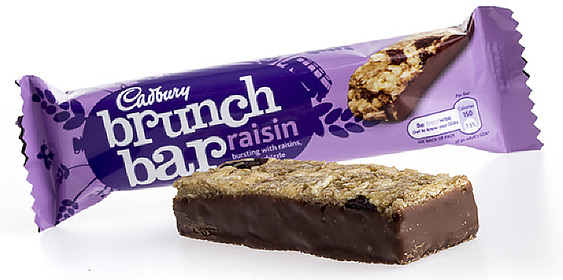 Cadbury Brunch Bar