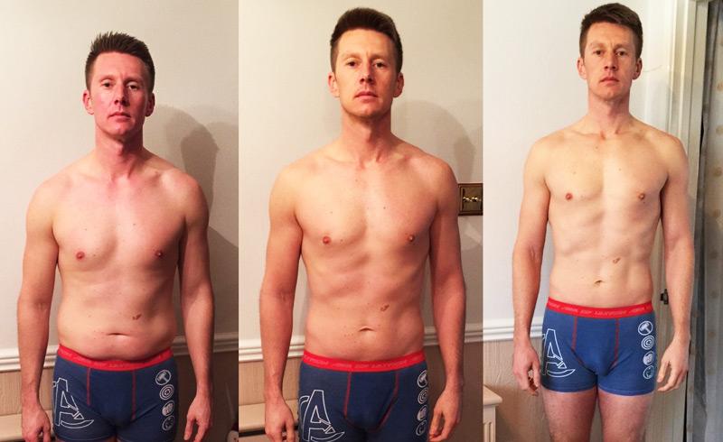 Carl Parnell Transformation