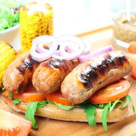 6 x 75g Low Fat Pork Sausages