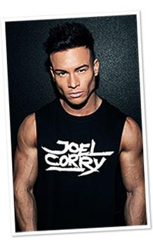 Joel Corry on Black