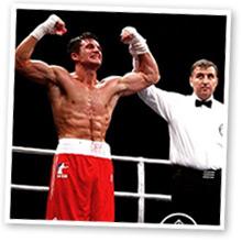 Antony Fowler Wins