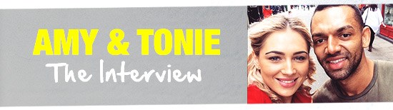 Amy and Tonie - The Interview