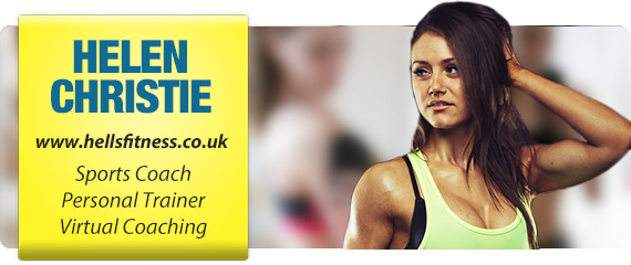 Helen 'Hells Fitness' Christie header