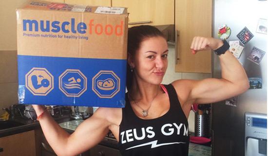 Melissa Muscle Food Box