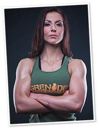Melissa Haywood Grenade