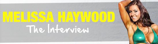 Melissa Hayward Interview