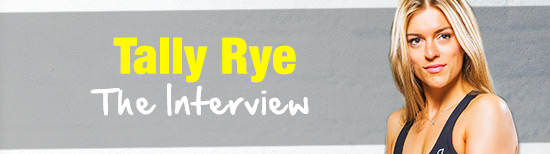 Tally Rye - The Interview
