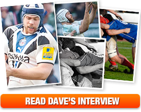 Dave Atwood Interview