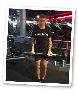 Liam Biceps