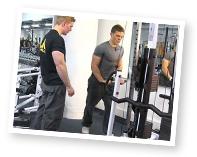 Adam Gethin gym