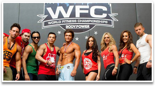 Joshar Andac at WFC