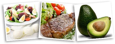 Top 3 foods