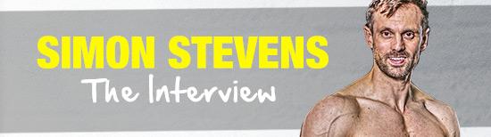 Simon Stevens - The Interview