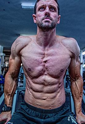 Simon Stevens work out
