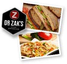Dr Zak's Protien Bread & Protein Pasta